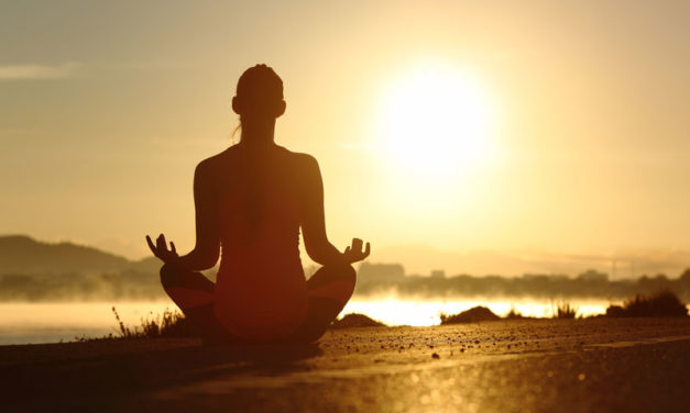 Benefit of meditation for stress and anxiety